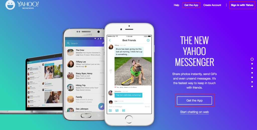yahoo messenger sign in easy quick amp new yahoo mail
