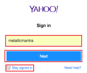 Yahoo Login Archives - Yahoo Mail - YmailLogins.net