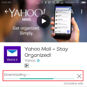 how to install yahoo app on iphone